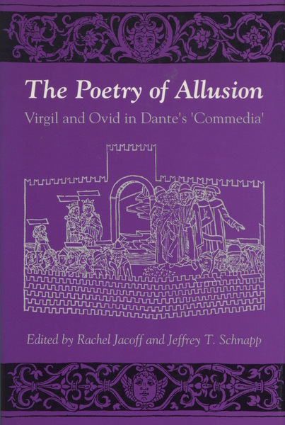 Cover of The Poetry of Allusion by Edited by Rachel Jacoff and Jeffrey T. Schnapp