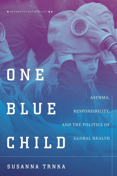 Cover of One Blue Child by Susanna Trnka