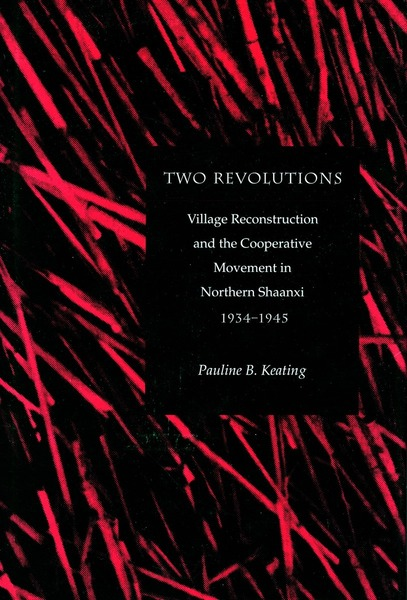 Cover of Two Revolutions by Pauline B. Keating