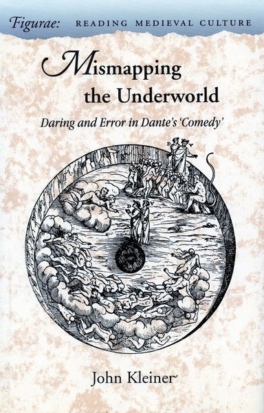 Cover of Mismapping the Underworld by John Kleiner