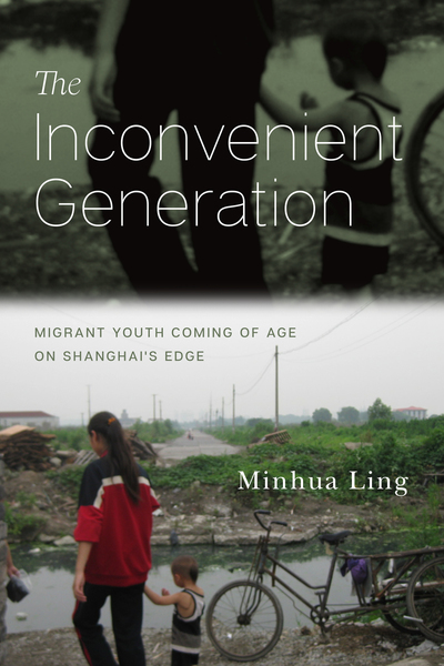 Cover of The Inconvenient Generation by Minhua Ling
