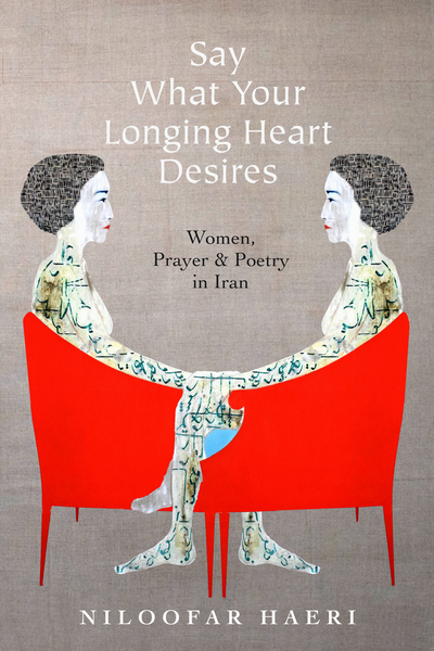 Cover of Say What Your Longing Heart Desires by Niloofar Haeri