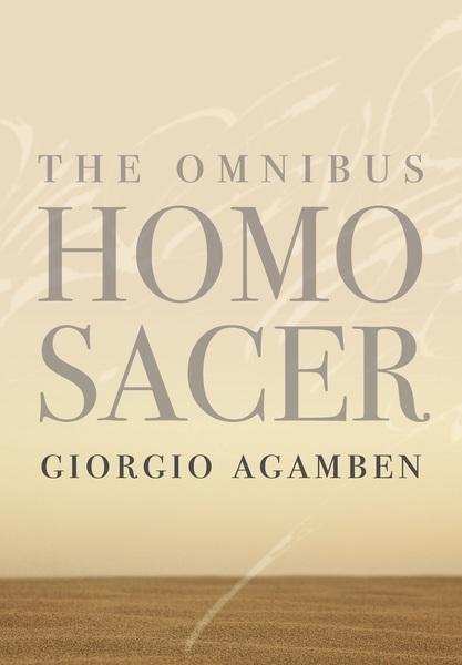 Read More From Giorgio Agamben