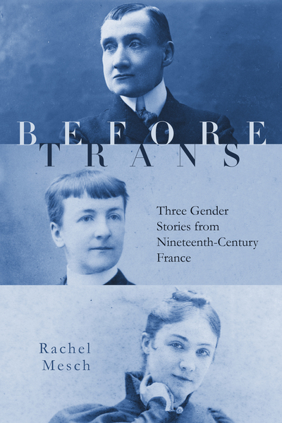 Cover of Before Trans by Rachel Mesch