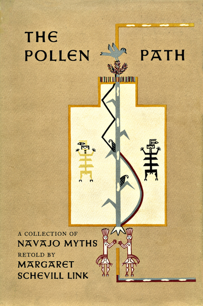 Cover of The Pollen Path by Psychological Commentary by Joseph L. Henderson