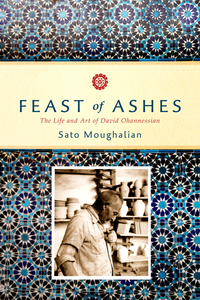 Cover of Feast of Ashes by Sato Moughalian