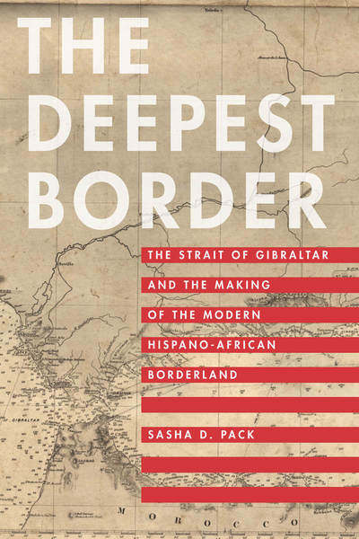 Cover of The Deepest Border by Sasha D. Pack