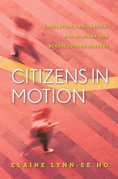 Cover of Citizens in Motion by Elaine Lynn-Ee Ho