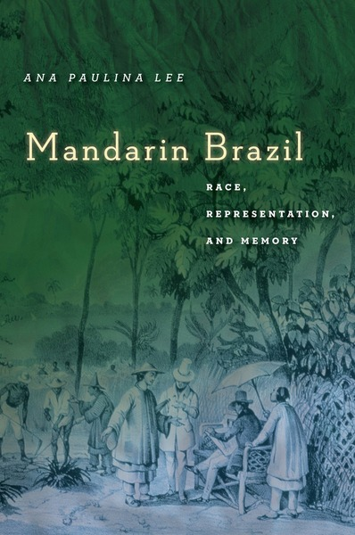 Cover of Mandarin Brazil by Ana Paulina Lee