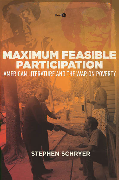 Cover of Maximum Feasible Participation by Stephen Schryer