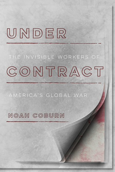 Cover of Under Contract by Noah Coburn