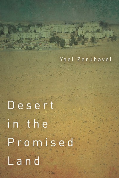 Cover of Desert in the Promised Land by Yael Zerubavel