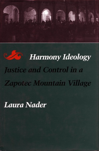 Cover of Harmony Ideology by Laura Nader
