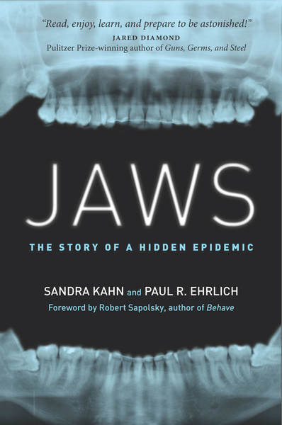Cover of Jaws by Sandra Kahn and Paul R. Ehrlich
