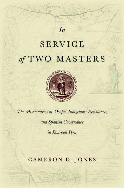 Cover of In Service of Two Masters by Cameron D. Jones
