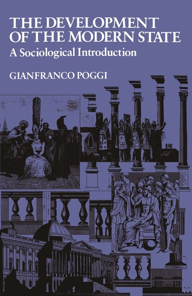 Cover of The Development of the Modern State by Gianfranco Poggi