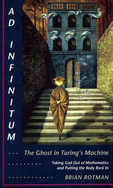 Cover of Ad Infinitum... The Ghost in Turing