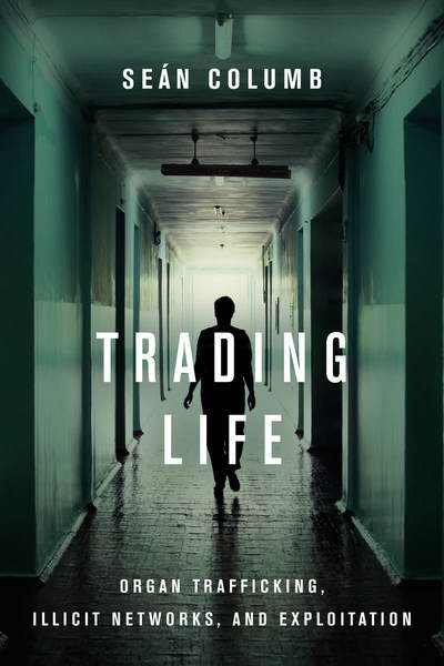 Cover of Trading Life by Seán Columb