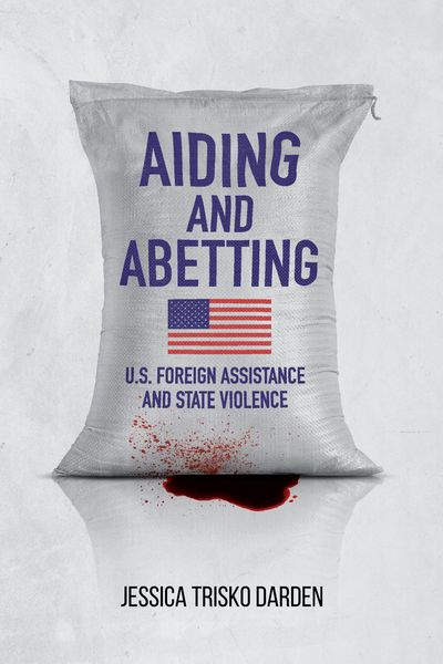 Cover of Aiding and Abetting by Jessica Trisko Darden