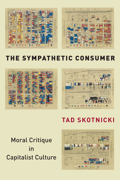 Cover of The Sympathetic Consumer by Tad Skotnicki