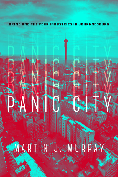 Cover of Panic City by Martin J. Murray