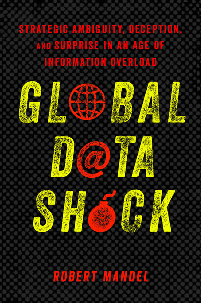 Cover of Global Data Shock by Robert Mandel
