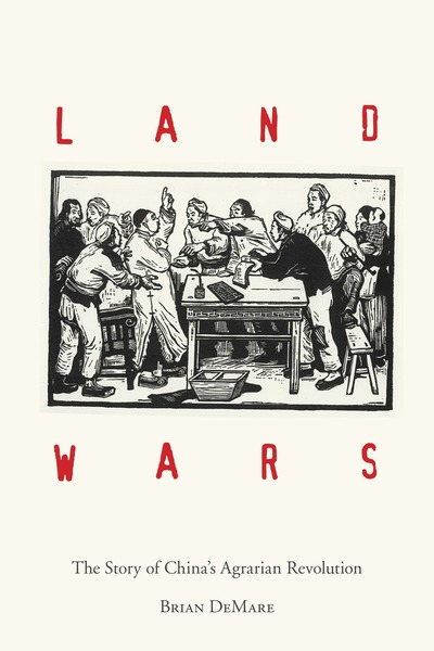 Cover of Land Wars by Brian J. DeMare