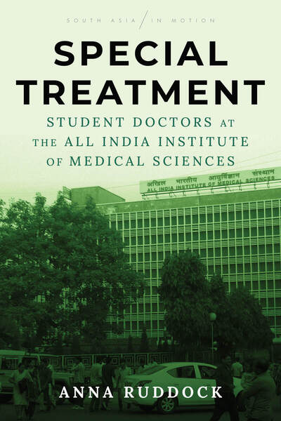 Cover of Special Treatment by Anna Ruddock