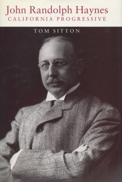 Cover of John Randolph Haynes by Tom Sitton
