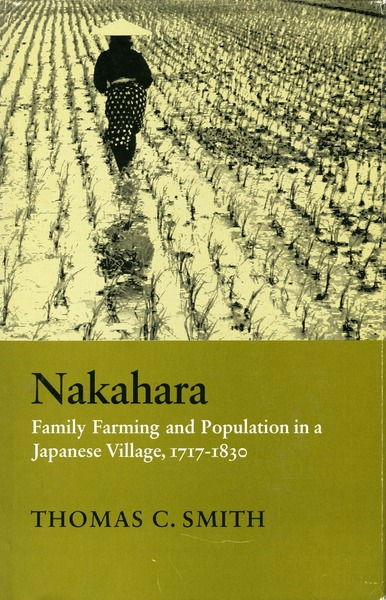 Cover of Nakahara by Thomas C. Smith