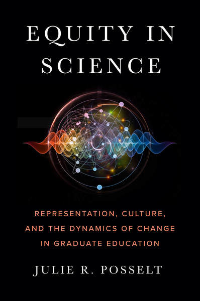 Cover of Equity in Science by Julie R. Posselt