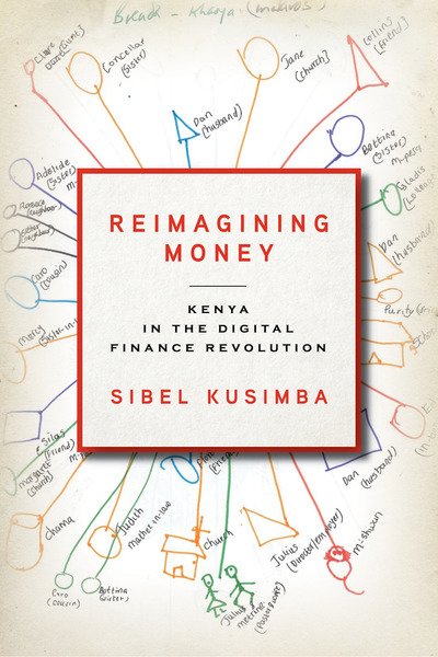 Cover of Reimagining Money by Sibel Kusimba
