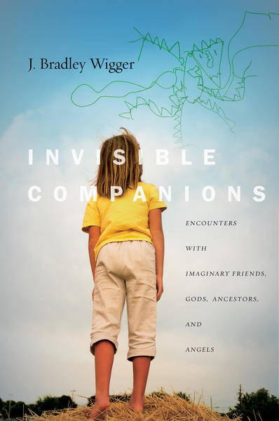 Cover of Invisible Companions by J. Bradley Wigger