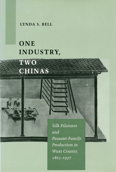 Cover of One Industry, Two Chinas by Lynda S. Bell