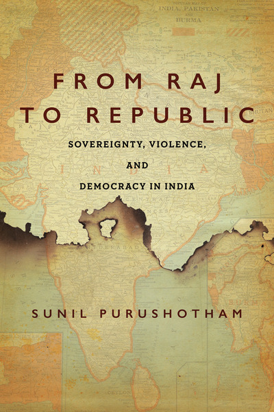 Cover of From Raj to Republic by Sunil Purushotham