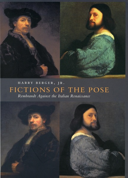 Cover of Fictions of the Pose by Harry Berger, Jr.