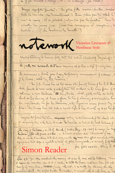Cover of Notework by Simon Reader