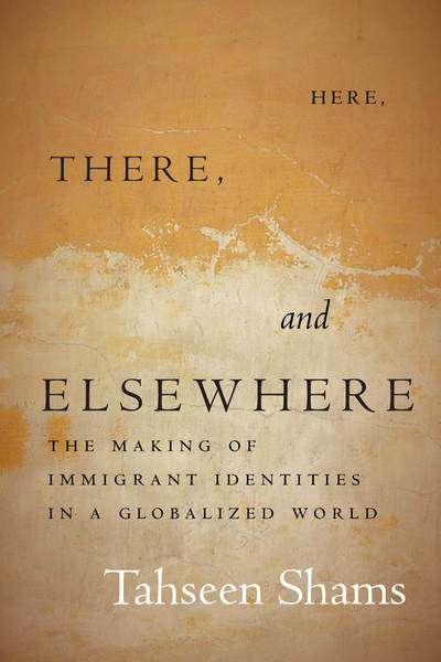 Cover of Here, There, and Elsewhere by Tahseen Shams
