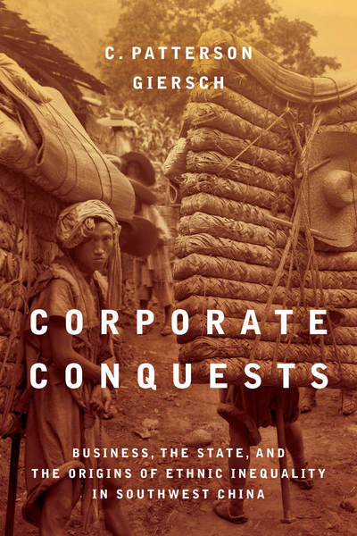 Cover of Corporate Conquests by C. Patterson Giersch
