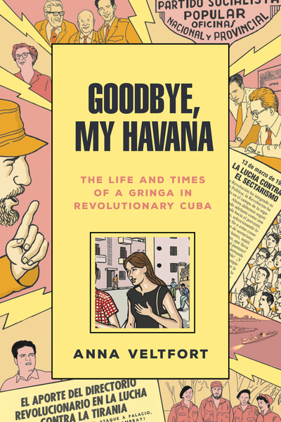 book cover: Goodbye, My Havana