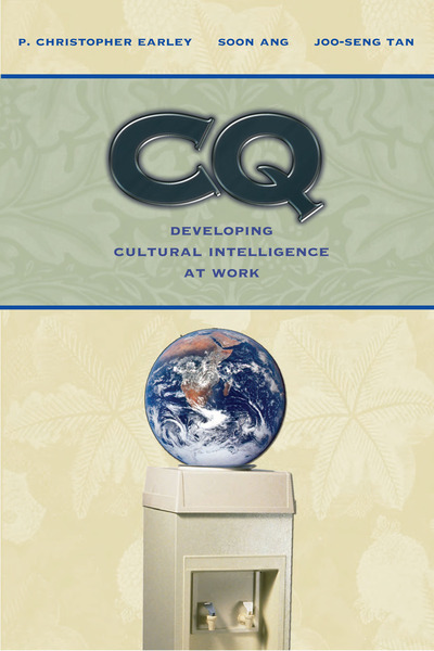 Cover of CQ by P. Christopher Earley, Soon Ang, and Joo-Seng Tan