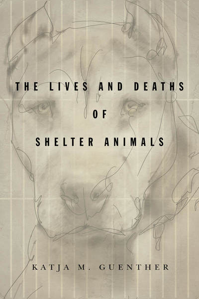 Cover of The Lives and Deaths of Shelter Animals by Katja M. Guenther