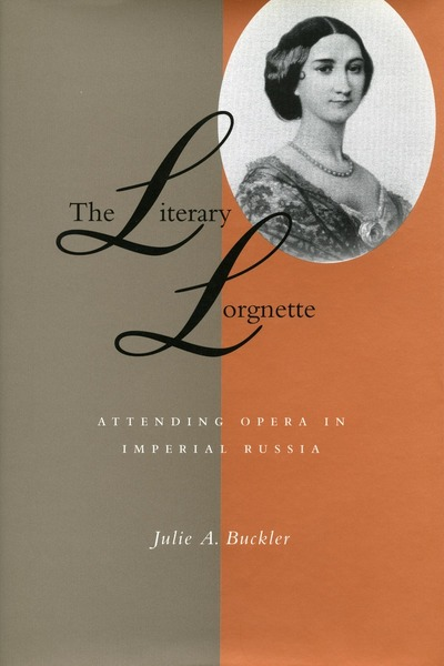 Cover of The Literary Lorgnette by Julie A. Buckler