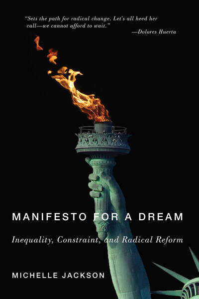 Cover of Manifesto for a Dream by Michelle Jackson