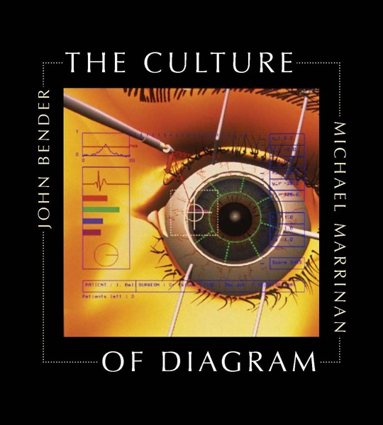 Cover of The Culture of Diagram by John Bender and Michael Marrinan