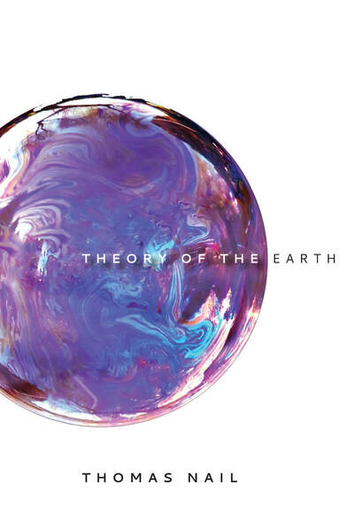 Cover of Theory of the Earth by Thomas Nail