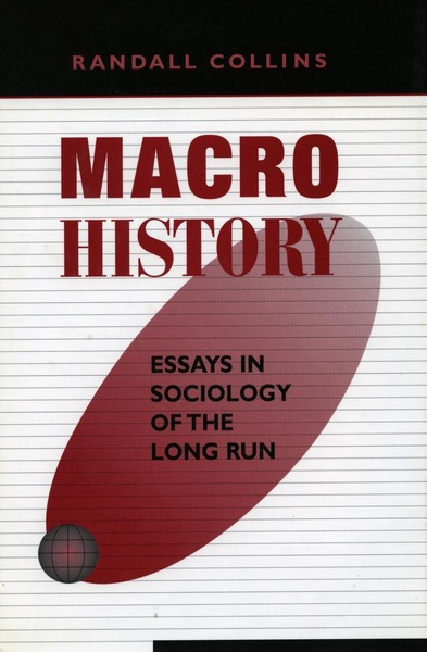 Cover of Macrohistory by Randall Collins