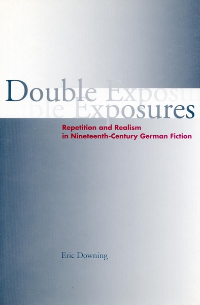 Cover of Double Exposures by Eric Downing