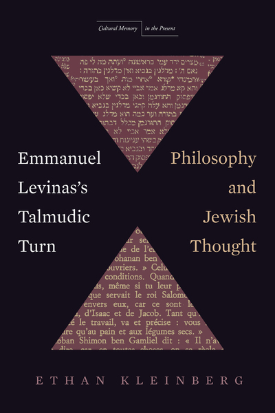 Emmanuel Levinas's Talmudic Turn: Philosophy and Jewish Thought Book Cover