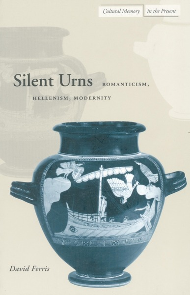 Cover of Silent Urns by David Ferris